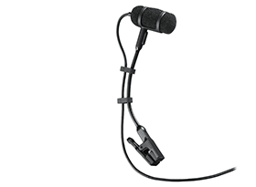 AudioTechnica AT M350, Cardioide cond, instrumenten micr.