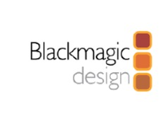 Logo Blackmagic Design