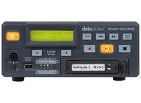 DataVideo - DN-400 HDD recorder