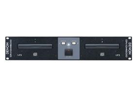 Denon - DN-HC2500 40Gb HDD/USB player incl. DN-BU4500 dubbele cd-speler