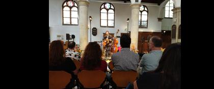 Concert Organic Cities