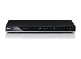 LG - DVD-speler