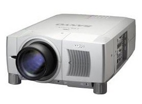Sanyo - XGA PLC-XF31 5200 ansi met verwisselbare lenzen