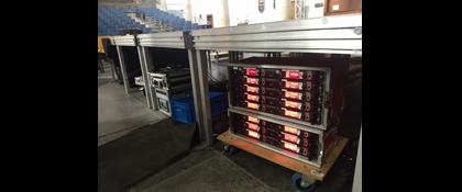 Sennheiser 2000 draadloze rack
